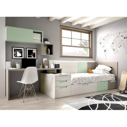Habitación juvenil 109-C501