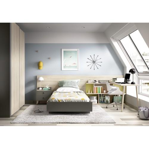 Habitación juvenil 109-C601