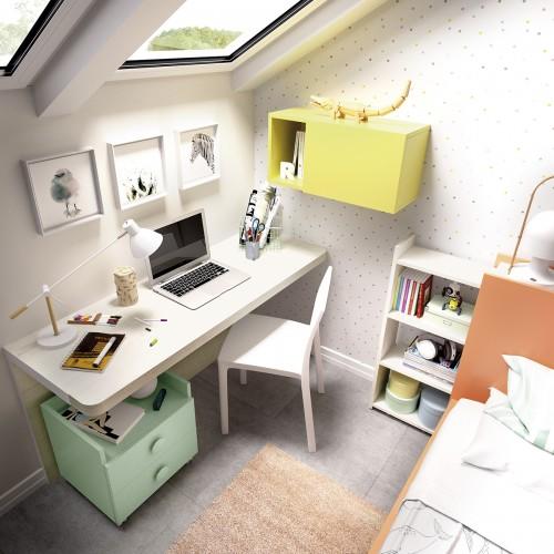 Habitación juvenil 109-C602