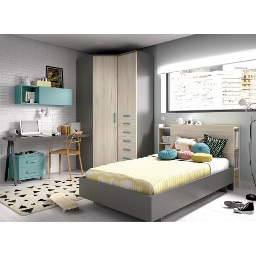 Habitación juvenil 109-C605