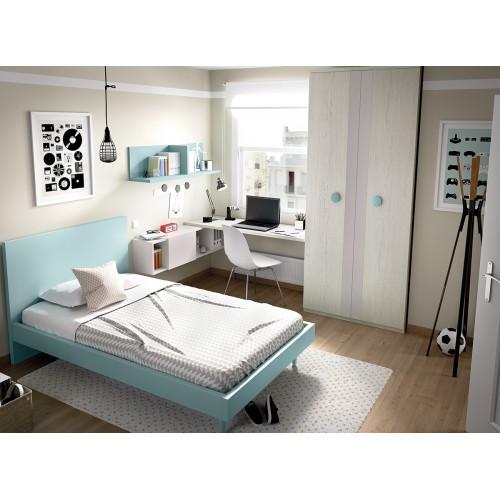 Habitación juvenil 109-C607