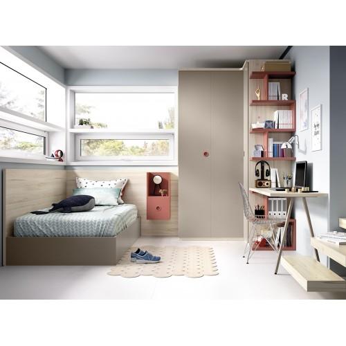Habitación juvenil 109-C610