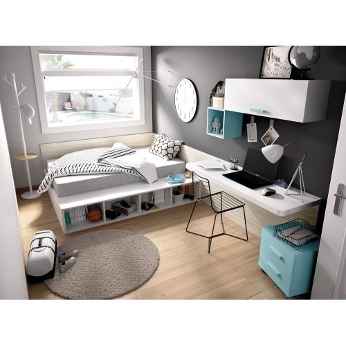 Habitación juvenil 109-C611