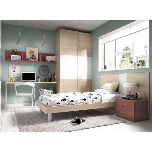 Habitación juvenil 109-C612