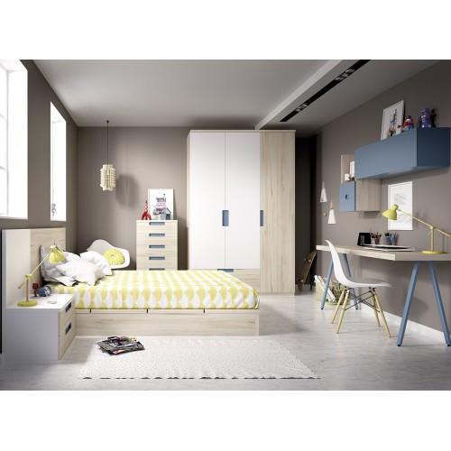Habitación juvenil 109-C614