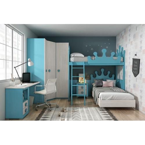 Habitación juvenil 111-C25