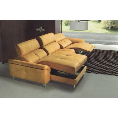 Sofá Chaise Longue 401-P04