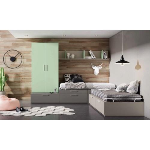 Habitación Juvenil 103-C20