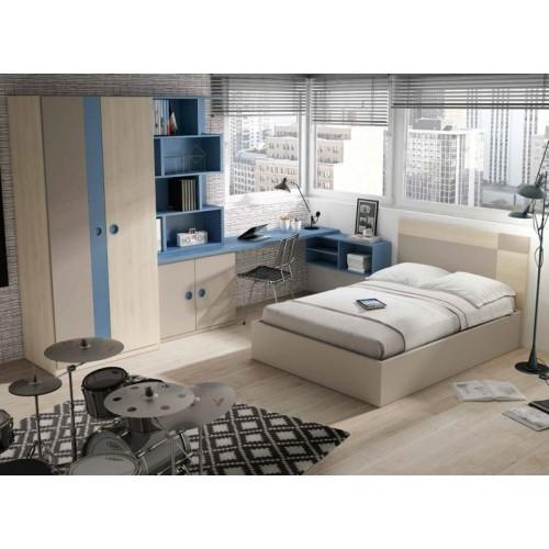 Habitación Juvenil 103-C49