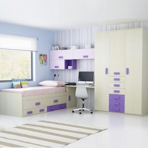 Habitación Juvenil 100-C03