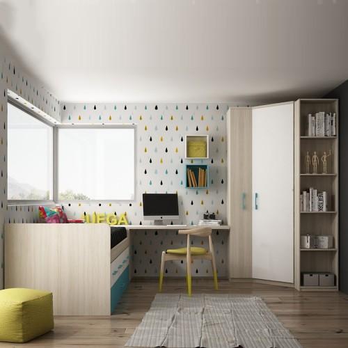 Habitación Juvenil 100-C04