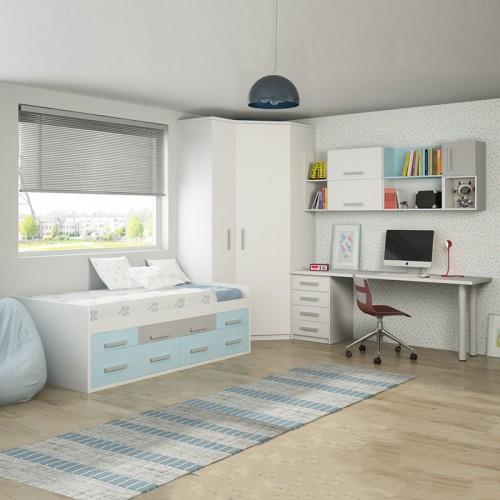 Habitación Juvenil 100-C09