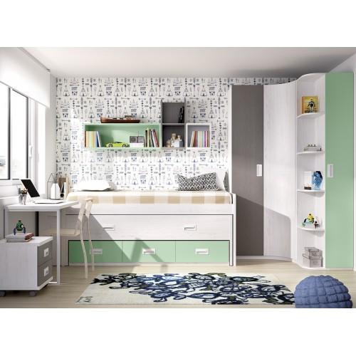 Habitación juvenil 110-C01