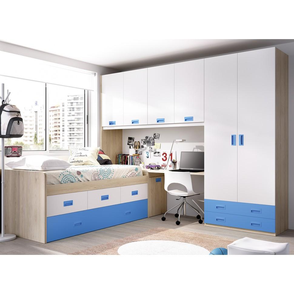 Habitación juvenil 110-C09