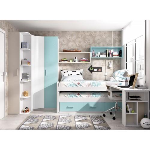 Habitación juvenil 110-C12