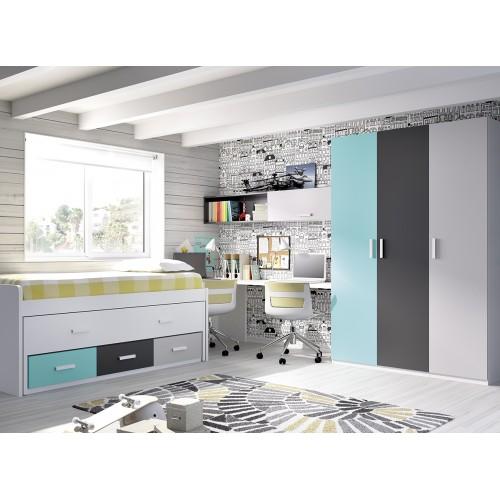 Habitación juvenil 110-C16