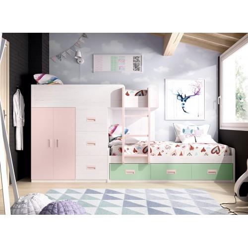 Habitación juvenil 110-C51