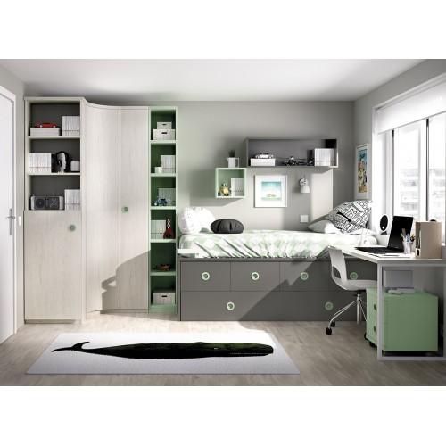 Habitación juvenil 109-C110