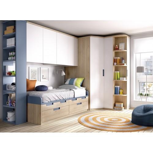 Habitación juvenil 109-C112