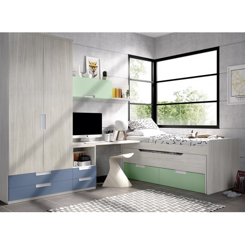 Habitación juvenil 109-C114