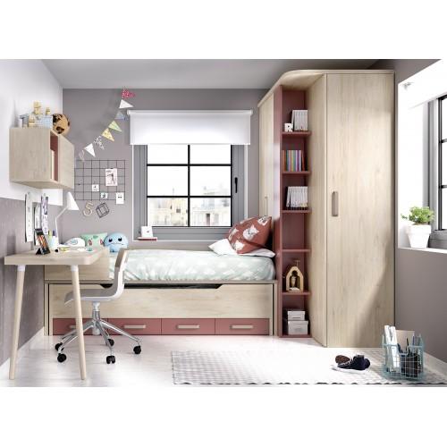 Habitación juvenil 109-C115