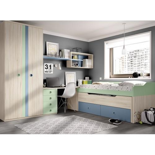 Habitación juvenil 109-C116