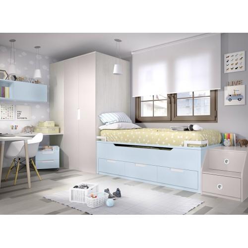 Habitación juvenil 109-C120