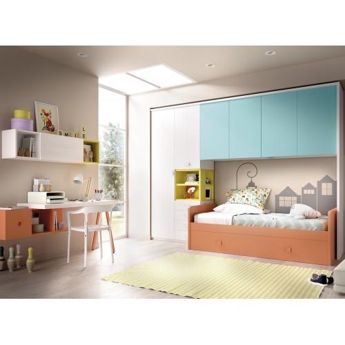 Habitación juvenil 109-C201