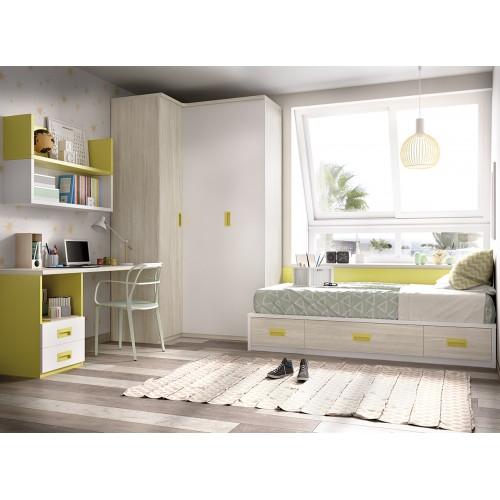 Habitación juvenil 109-C203