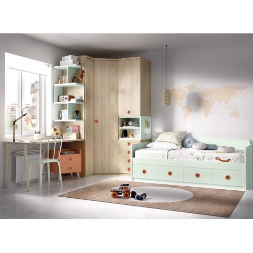Habitación juvenil 109-C206