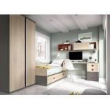 Habitación juvenil 109-C208