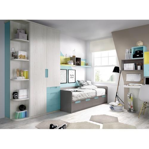 Habitación juvenil 109-C209