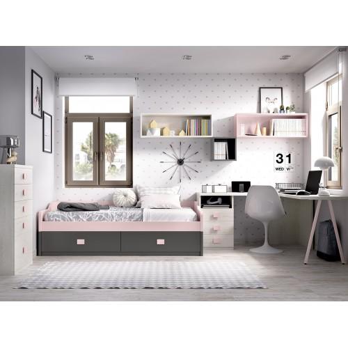Habitación juvenil 109-C212