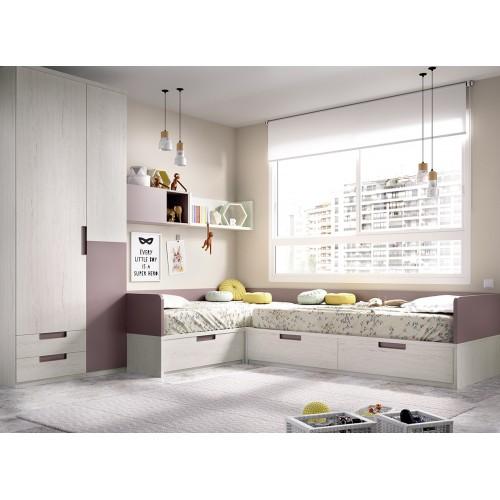 Habitación juvenil 109-C214