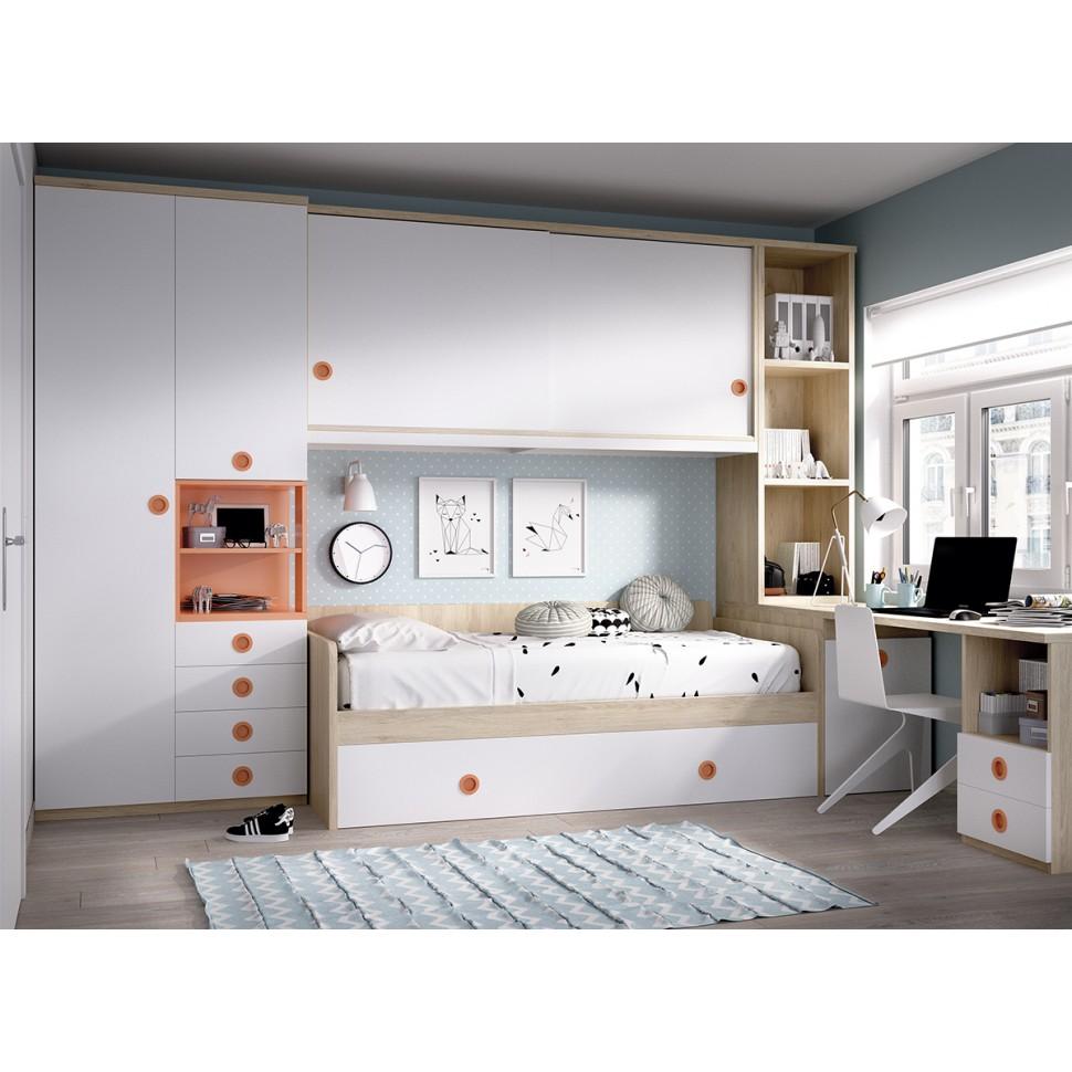 Habitación juvenil 109-C217