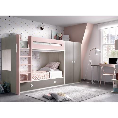 Habitación juvenil 109-C302