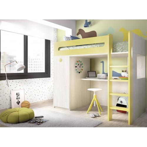Habitación juvenil 109-C306