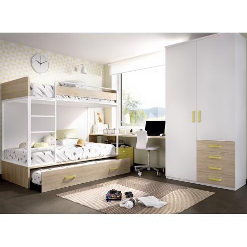 Habitación juvenil 109-C309