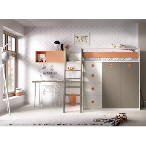 Habitación juvenil 109-C314