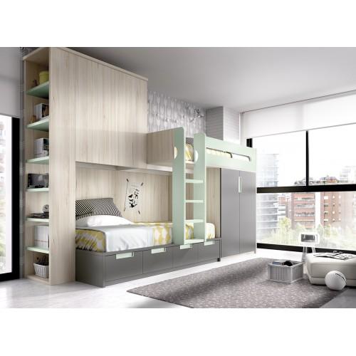 Habitación juvenil 109-C315
