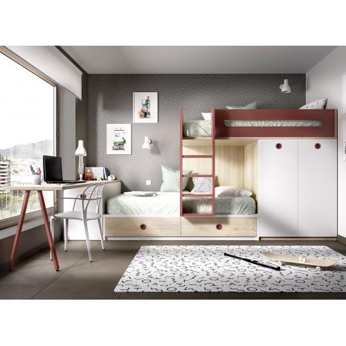 Habitación juvenil 109-C317
